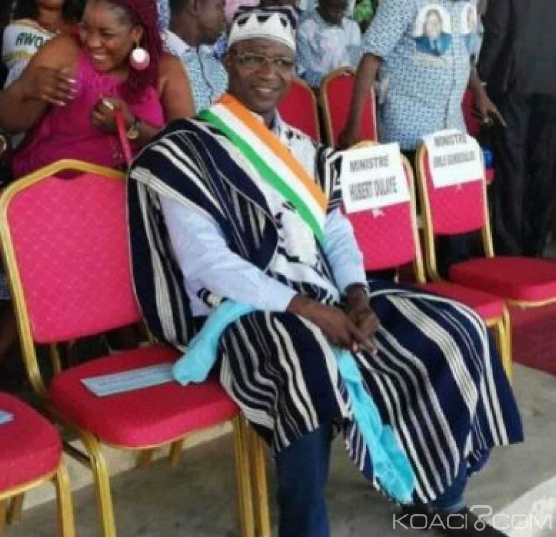 Côte d'Ivoire : Affaire génocide wê, un député à Ouloto « ces propos sont de véritables insultes à la mémoire de nos parents »