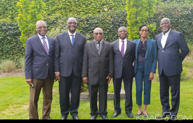Côte d'Ivoire: Laurent Gbagbo a enfin reçu les émissaires de Bédié qui souhaitent ardemment son retour au pays