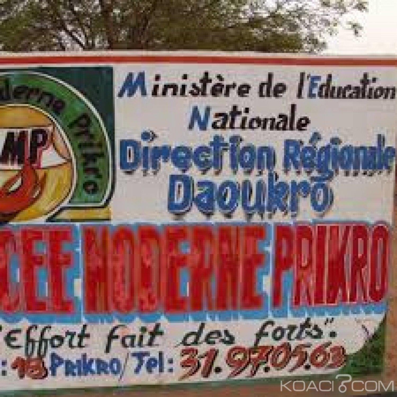 Côte d'Ivoire : Un élève suspecté dans des attaques à domicile mis aux arrêts