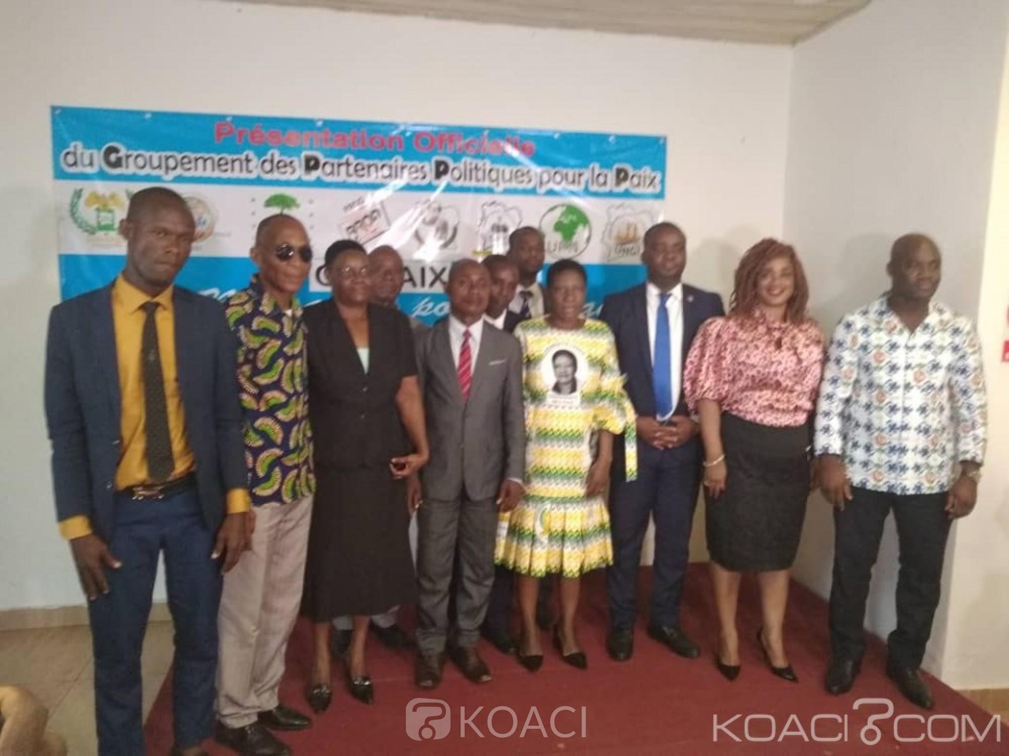 Côte d'Ivoire: Douze partis politiques d'oppositions prennent l'engagement de faire la promotion de la paix et de se détourner du langage de violence