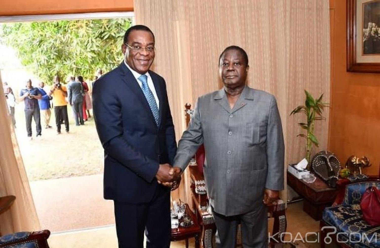 Côte d'Ivoire: Crise au FPI, Bédié a-t-il là¢ché Affi pour Gbagbo ?