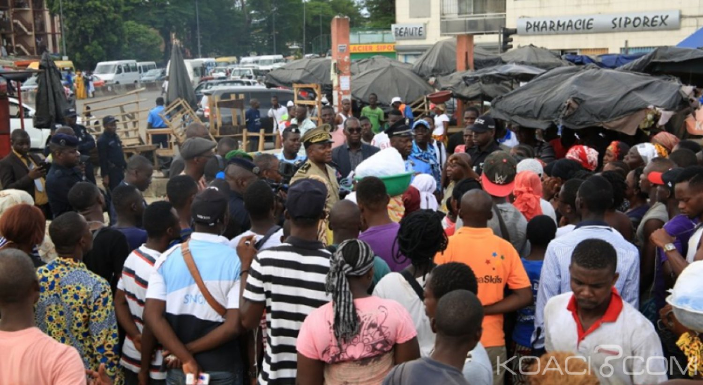 Côte d'Ivoire : Le préfet d'Abidjan s'imprègne de la question sécuritaire à Yopougon-Siporex, dejà plus de 500 interpellations