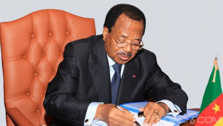 Cameroun : Biya  fait sensation dans un tweet qui appelle au pardon national