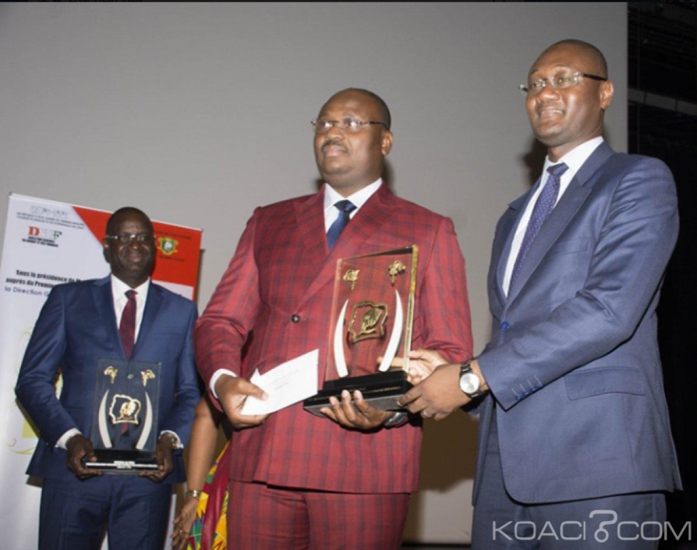 Côte d'Ivoire: Doumbia Ibrahim désigné meilleur DAF des ministères ivoiriens