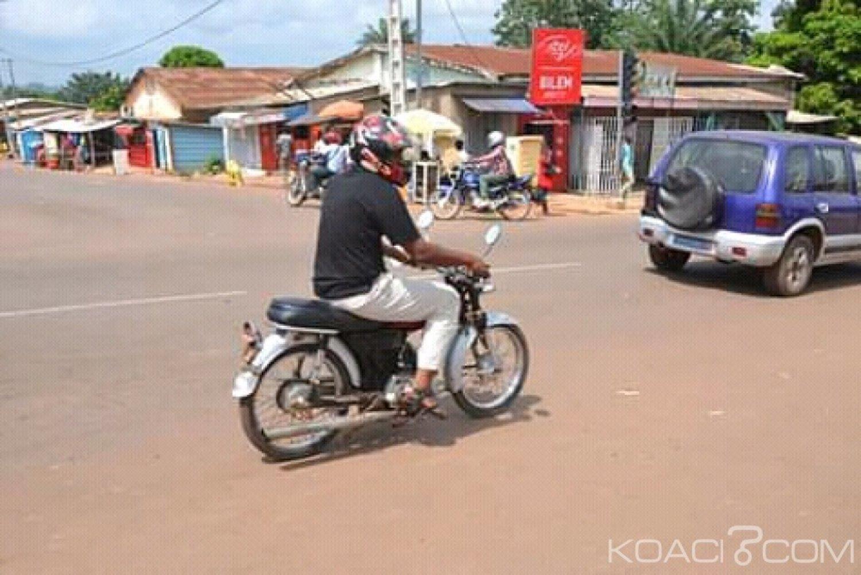 Côte d'Ivoire : Après la mise en garde du préfet de région du Iffou, le port du casque effectif à Daoukro