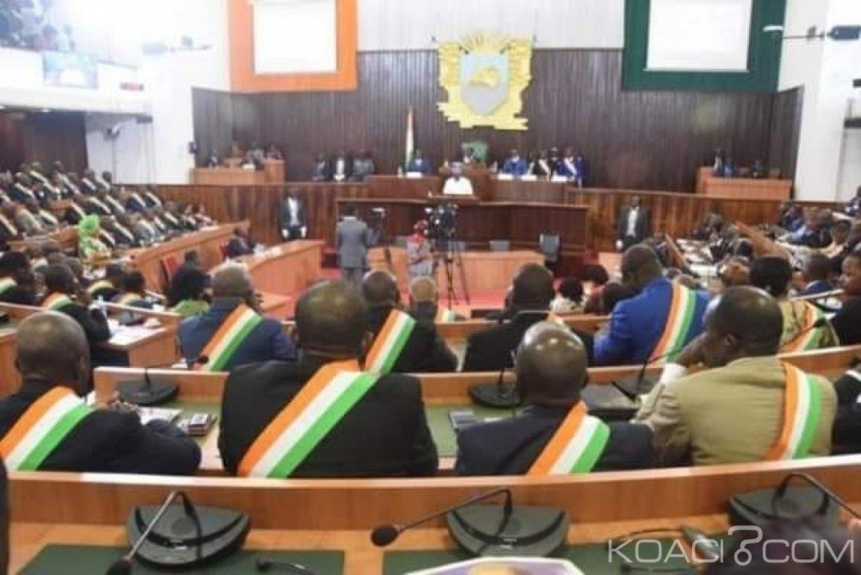 Côte d'Ivoire : Assemblé nationale, le MVCI « Amadou Soumahoro et le RHDP continuent de violer les textes et lois de la république pour satisfaire leur besogne »