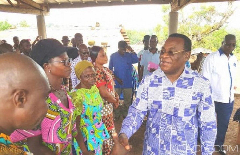 Côte d'Ivoire : Après la rencontre entre le PDCI et Gbagbo, le  camp Affi s'insurge contre le thème « Gbagbo Président du Fpi » contenu dans le communiqué