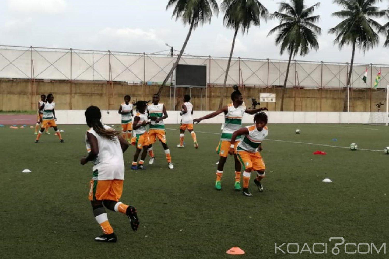 Côte d'Ivoire : Tournoi UFOA-B Dames, les éléphantes démarrent en force en écrasant  les Togolaises 5-0