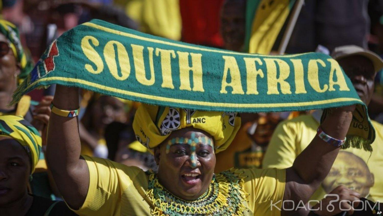 Afrique du Sud : Législatives, l'ANC de Cyril Rampahosa donné grand favori, selon les sondages