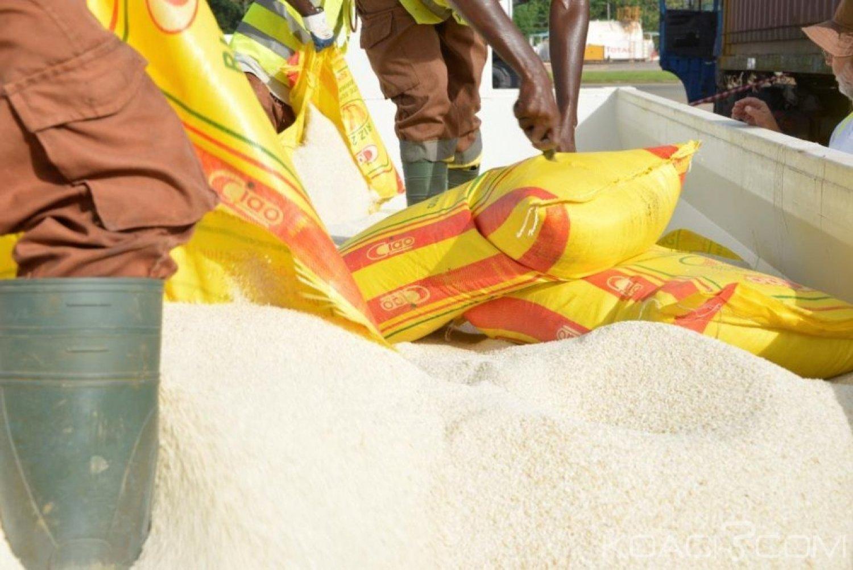 Côte d'Ivoire : Abidjan, affaire 18 mille tonnes de riz avarié, le Gouvernement annonce la destruction de 6665 tonnes