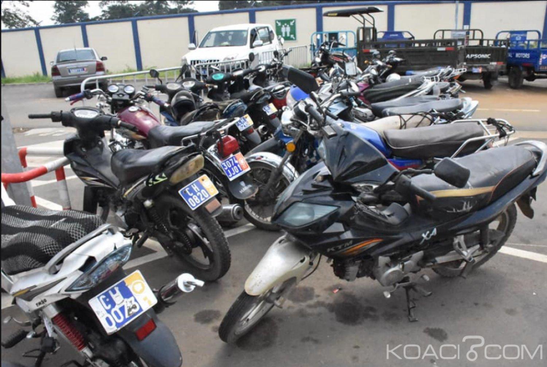 Côte d'Ivoire: Interdiction des engins à deux et troues roues, 219 motos-taxis et 145 tricycles saisis en une journée, le pays félicité par la BAD