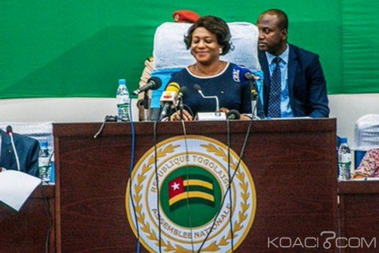 Togo : Adoption des réformes, limitation du mandat présidentiel, le vote et garanties pour les sortants