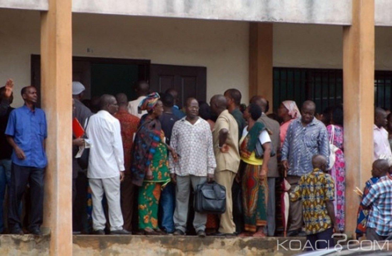 Côte d'Ivoire : L'effectif des fonctionnaires  s'élève à plus de 200.000 personnes, 133 exclus temporairement et 32 révoqués