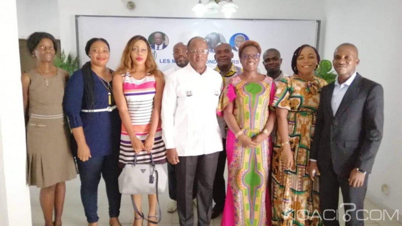Côte d'Ivoire : Recevant l'organisation alternative citoyenne Ouégnin «la réconciliation nationale nous recommande des élections apaisées »