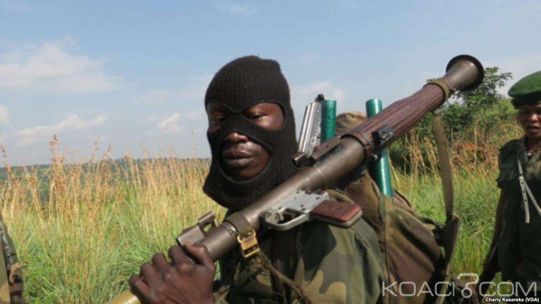 RDC:  8 miliciens, 4 soldats et un policier tués dans des attaques de Maï-Maï dans l'Est