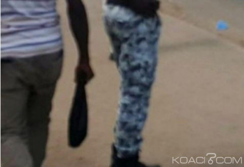 Côte d'Ivoire: Un adjudant de police arrêté avec une importante quantité de drogue