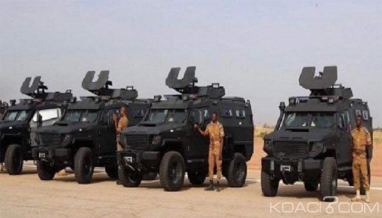 Burkina Faso : 24 blindés offerts par le Qatar pour lutter contre le terrorisme