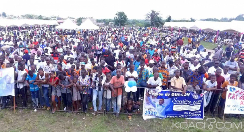 Côte d'Ivoire: La Principale leçon que le camp Affi tire de l'organisation de leur fête de la Liberté à Adzopé