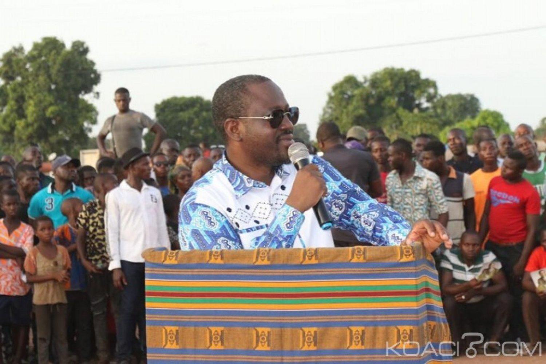 Côte d'Ivoire: Depuis Niakara, Soro passe un message « la gendarmerie Nationale ne doit pas être dans un camp»