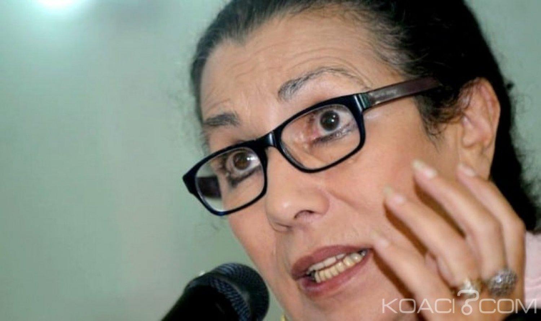 Algérie :La secrétaire du PT Louisa Hanoune placée en détention «pour complot contre l' Etat »