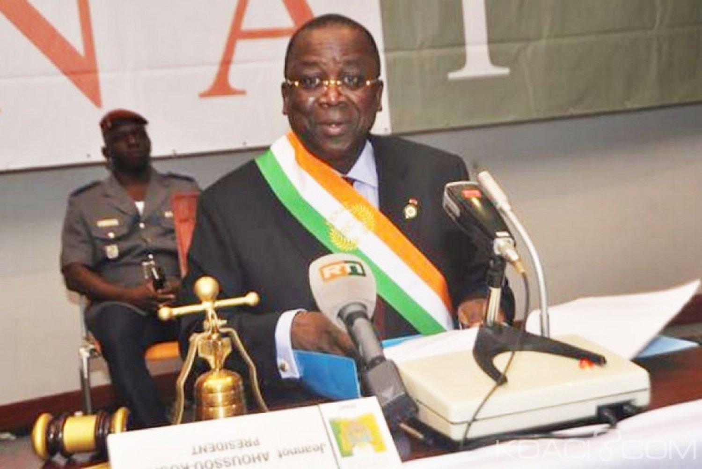 Côte d'Ivoire : Ahoussou, nouvelle tête de turc des radicaux du PDCI?