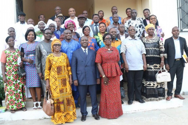 Côte d'Ivoire : Après le nord, le comité politique de Soro annonce poursuivre sa tournée au centre, à l'est, au sud et à l'ouest