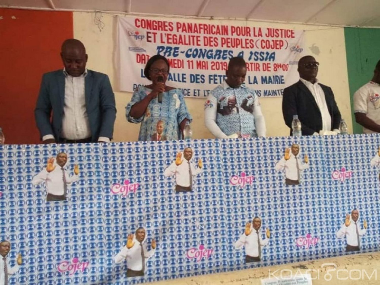 Côte d'Ivoire : A Issia et Yamoussoukro, le Cojep mobilise pour son prochain congrès