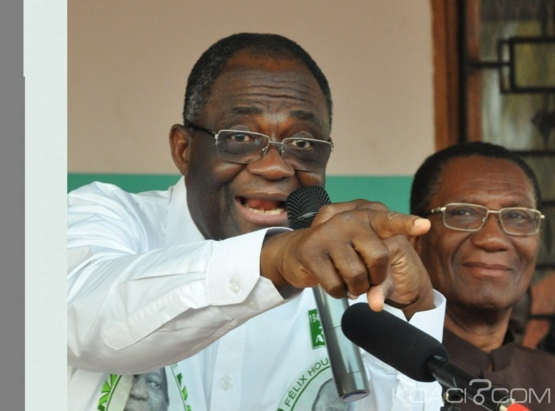Côte d'Ivoire : De retour de Bruxelles, Guikahué annonce la réconciliation entre le FPI et le PDCI