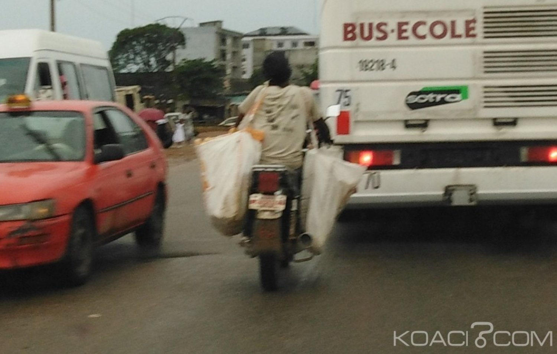 Côte d'Ivoire: Livraison de pain à Abidjan, beurk !