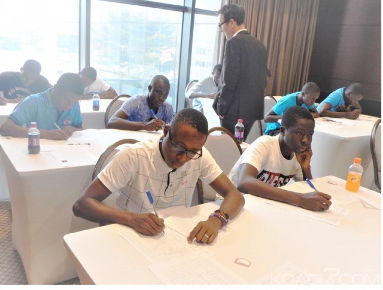 Côte d'Ivoire : Test de présélection des séries scientifiques pour intégrer un collège Allemand, une chance offerte aux élèves de Bingerville et Dabou