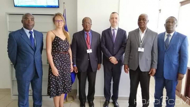 Côte d'Ivoire : EDS reçu par l'UE, la question de la réforme de la CEI au centre des échanges