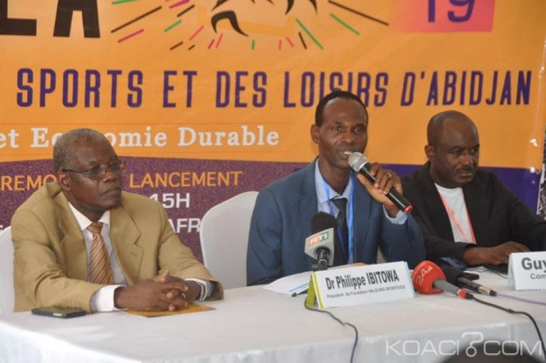 Côte d'Ivoire : Abidjan, après deux ans de suspension, le Salon international des Sports d'Abidjan reprend, les jeux vidéos à l'honneur