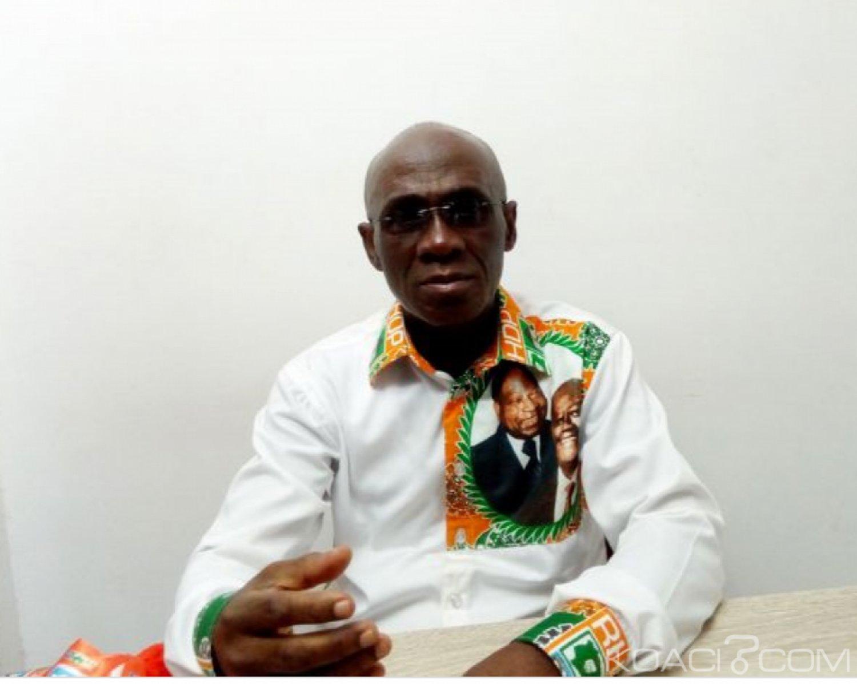 Côte d'Ivoire : Pour Djaha Konan du MFA, à part Ouattara  Amadou Gon Coulibaly est dignement présidentiable