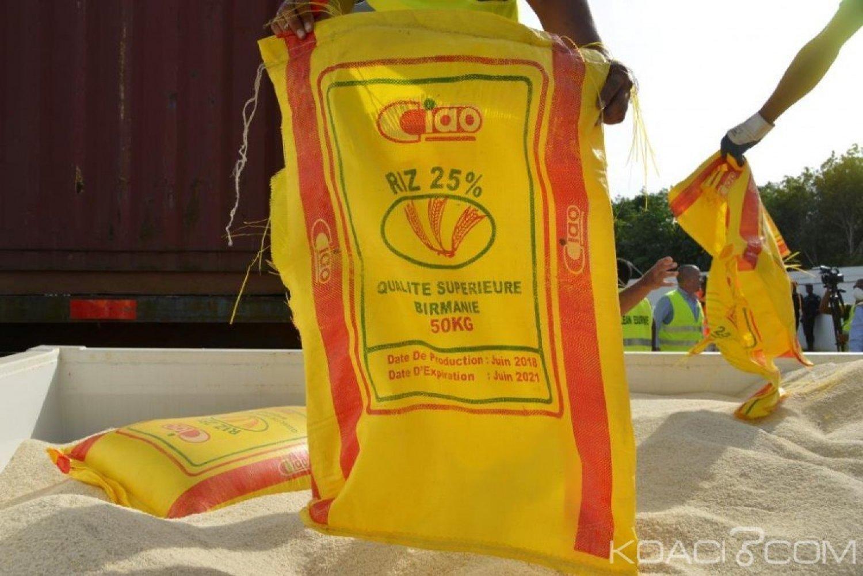Côte d'Ivoire: Affaire 18 mille tonnes de riz avariés, le gouvernement annonce la destruction de 10708 tonnes