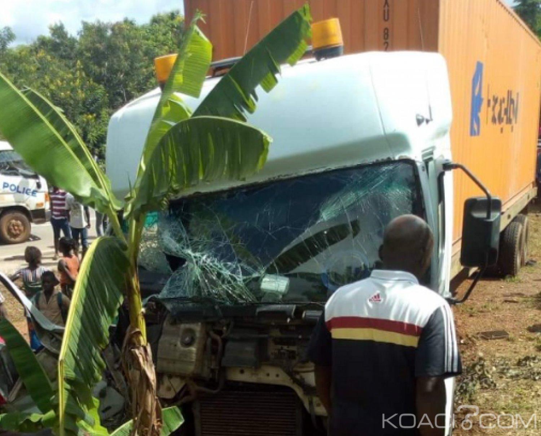 Côte d'Ivoire : Un convoi des élèves fait un accident à l'est, trois morts dont un directeur d'école