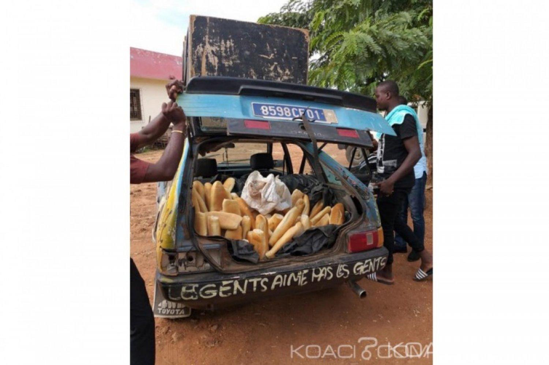 Côte d'Ivoire: À Katiola, plusieurs baguettes de pain saisies à bord d'un taxi de ville pour non-respect de zone de commercialisation