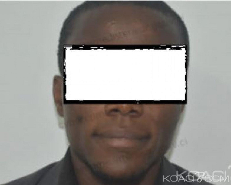 Côte d'Ivoire : Un individu épinglé après avoir encaissé un chèque volé