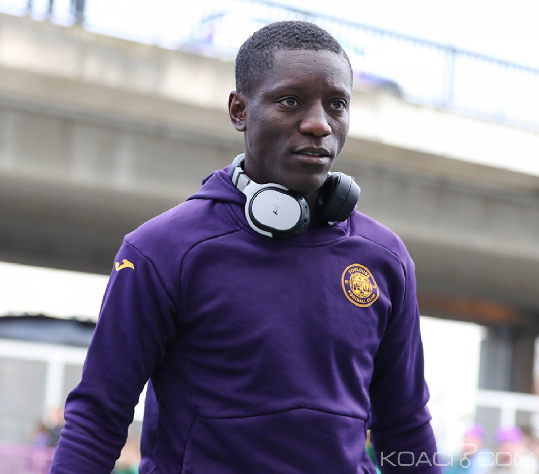 Côte d'Ivoire : Max Gradel conditionne son avenir aux  ambitions de Toulouse pour la saison prochaine