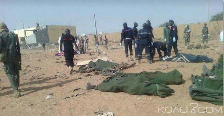 Niger: L'EI revendique l'attaque qui a coûté la vie à 28 soldats près de la frontière malienne