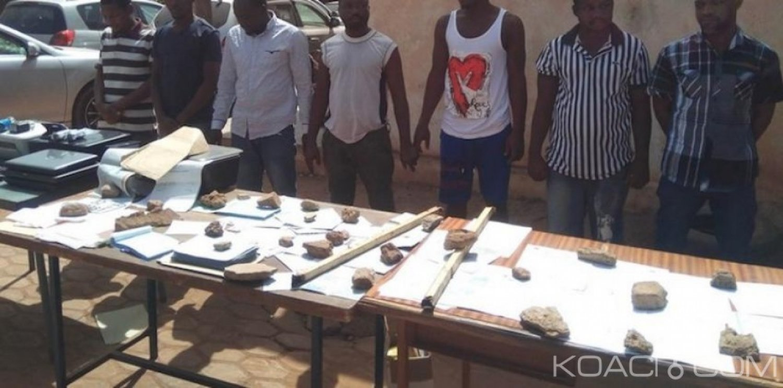 Burkina Faso: Sept faussaires interpellés par la police