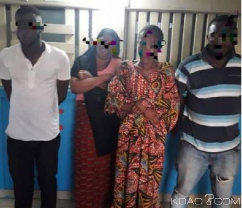 Côte d'Ivoire: Originaires de la sous-région, elles ont tenté frauduleusement de s'établir des titres d'identités ivoiriens avec des complices