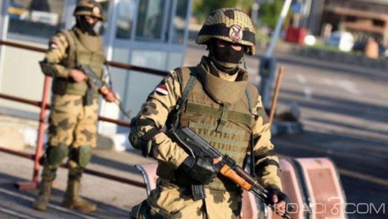 Egypte: Cinq soldats tués et 47 terroristes tués dans des affrontements dans le Sinaï