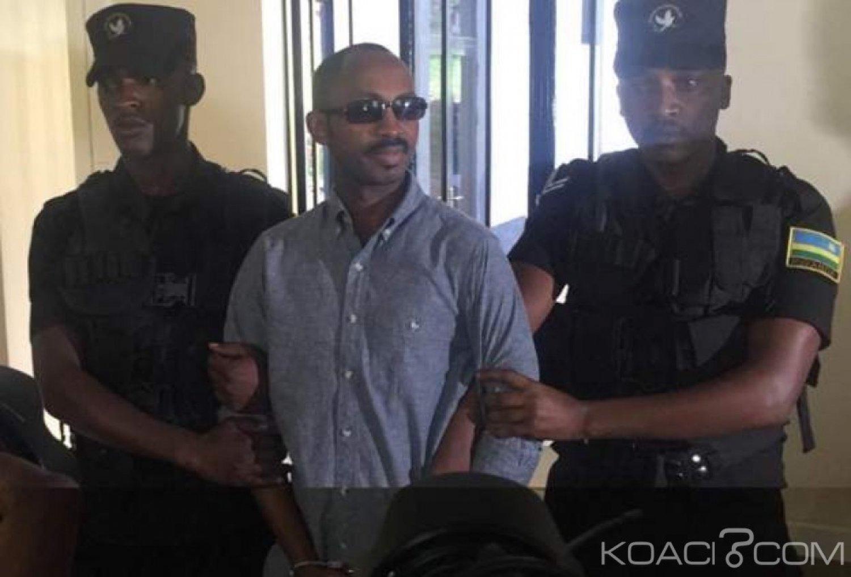 Rwanda: Extradé des Comores, le chef rebelle Callixte Nsabimana exhibé à Kigali