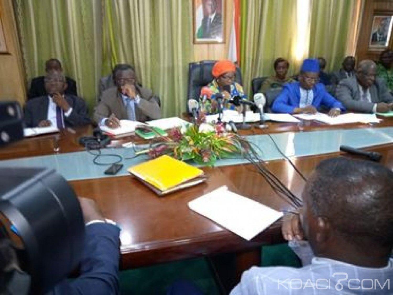Cote d'Ivoire: Kandia et les syndicats s'accordent à tout  mettre en oeuvre pour achever l'année scolaire