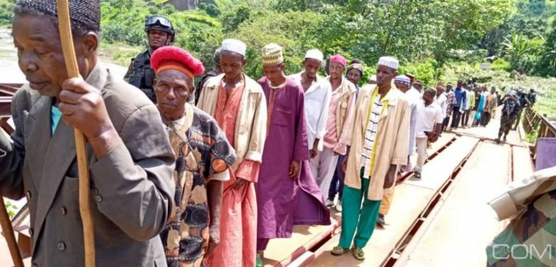 Cameroun: Menchum, l'armée réhabilite un pont détruit par les séparatistes et rétablit la circulation
