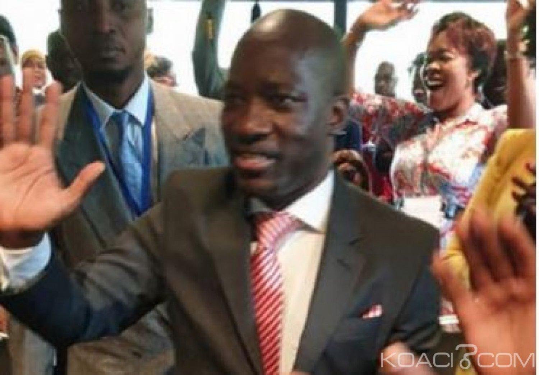 Côte d'Ivoire: À la Haye, Blé Goudé au milieu de ses partisans pour préparer leur congrès d'août