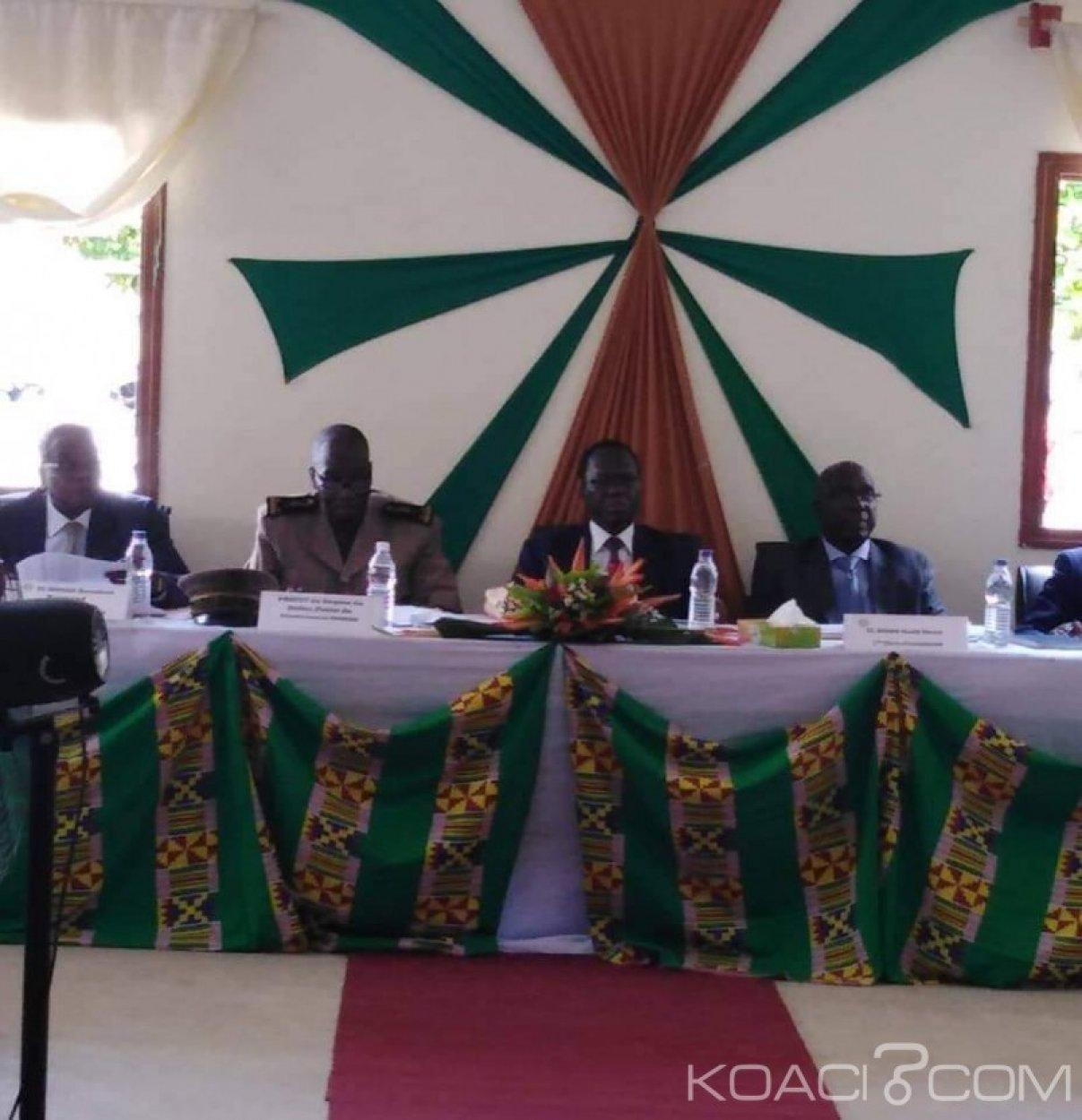 Côte d'Ivoire : Toumodi, le Conseil régional du Bélier appelle les compétences à se joindre à lui pour la réalisation du schéma régional d'aménagement