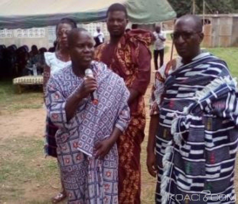 Côte d'Ivoire : À Kouassiblékro pour le rappel de l'accession au trône de nanan N'Goran Koffi Il, le représentant de la Reine fait des révélations