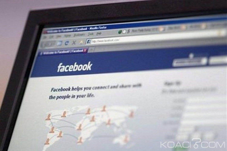 Togo : Facebook supprime des comptes et groupes ayant des visées sur certains pays dont le Togo