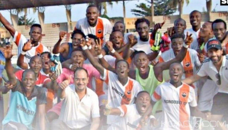 Côte d'Ivoire : 1 à 0 face à l'Afad, San Pedro remporte la coupe nationale